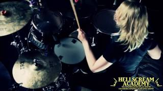 Slipknot  -  Purity Drum Cover by Aira Deathstorm