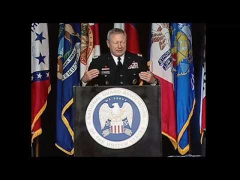 National Guard Bureau Town Hall at NGAUS 2015