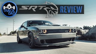 Dodge SRT Hellcat Challenger First Drive Review The Warship on Wheels