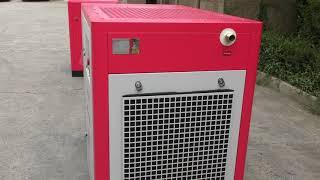 40HP Direct Driven Screw Compressor factory