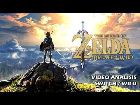 The Legend of Zelda Breath of the Wild    Análisis español GameProTV