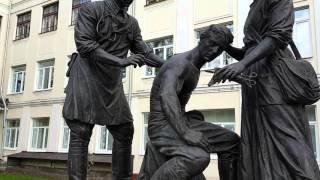 Интересные места Тулы (часть 1)(Интересные и памятные места в Городе-Герое Тула., 2016-05-09T01:07:18.000Z)