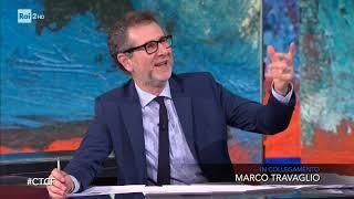 Marco Travaglio - Che Tempo Che Fa 24/05/2020