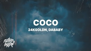 Play Coco (feat. DaBaby)
