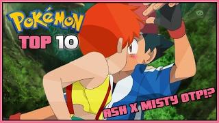 Top 10 Gründe, warum Ash und Misty Sollte Datum | Ash x Misty Schiff Pokémon-Staffel 1