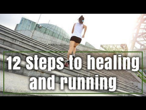 12 Steps to healing and running with a metatarsal stress fracture