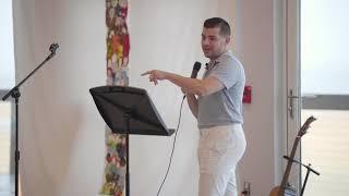 """Dan's Talk """"Set the World on Fire"""" in Belmar, NJ!"""