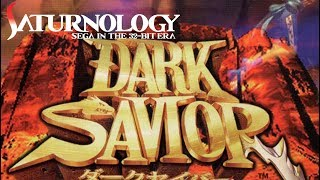 Saturnology - Dark Savior