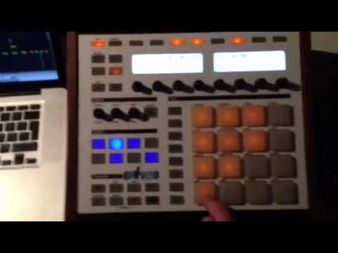 Maschine Soul Sampling HipHop Rap Beat 'Planet Earth' Behind The Scenes