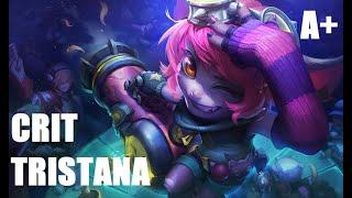 League of Legends - Cŗit Riot Girl Tristana Jungle