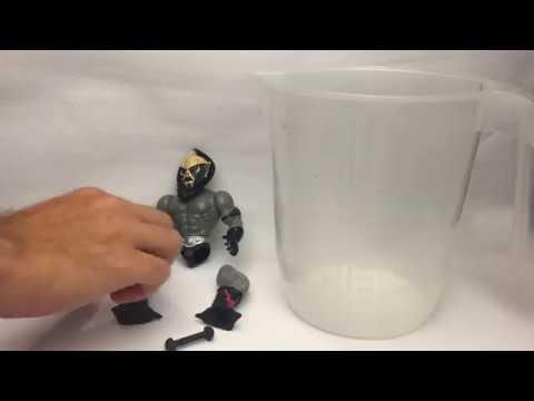 10 x HE-BANDS He-Man MOTU Masters Universe Figure Repair Rubber Leg Connectors