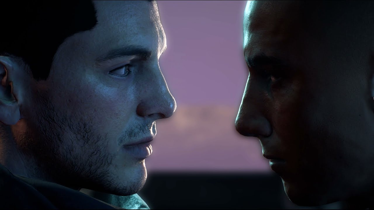 Mass Effect Andromeda - Bar Fight