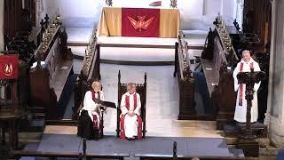 Revd Shirley Holder's First Eucharist: Sunday 27 September, 2020