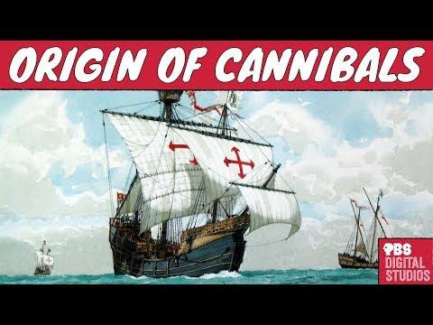 How Columbus Invented Cannibals