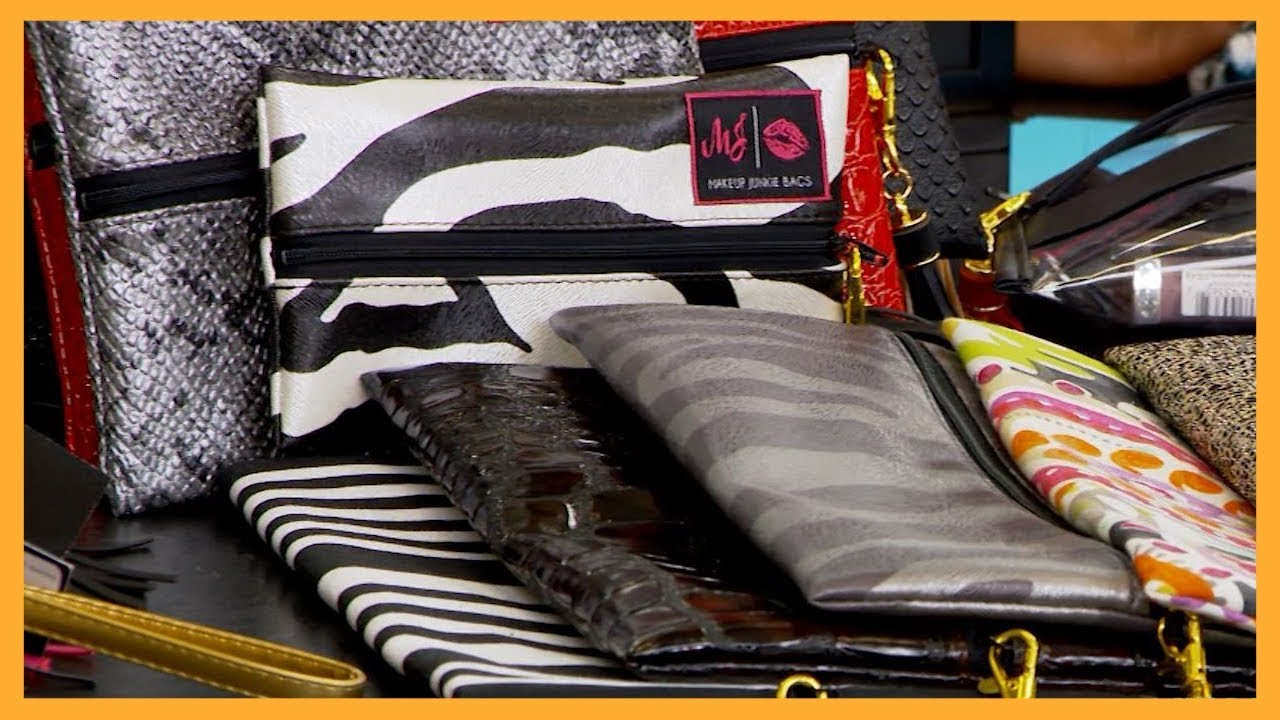 Makeup Junkie Bags From Shark Tank