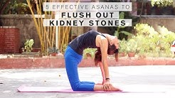 5 Effective Yoga Asanas To Flush Out Kidney Stones | Home Practice