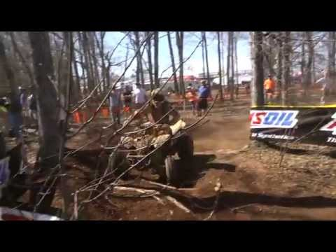 2013 GNCC Round 2 - The General ATVs