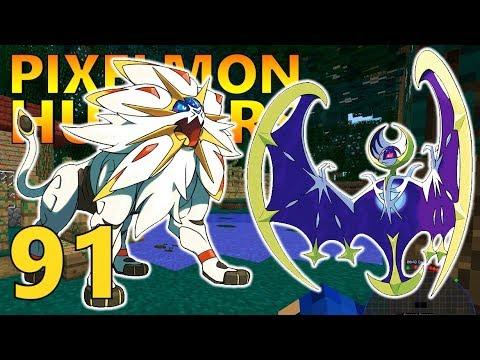 [91] Legendary Evolution!!! Lunala, Solgaleo, And Cobalion! (Pixelmon Reforged Gameplay S2)