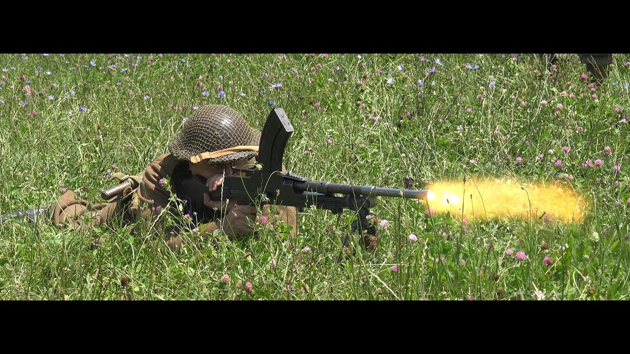 british armed forces weapons