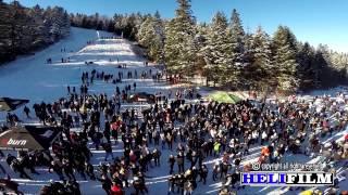 BJELASNICA - SNOW FEST 2014 - SNIMCI IZ ZRAKA