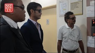 Farid Kamil ticked off by magistrate for talking about his court case