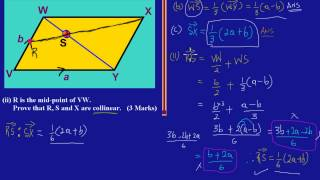 csec cxc maths past paper question 11 c ii may 2011 exam solutions answers by will edutech
