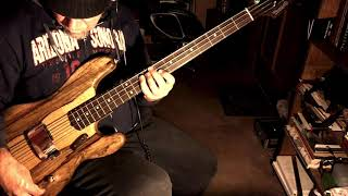 Warmoth P Bass Tone Demo