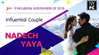 [ENG SUB] Nadech Yaya - Most Influential Couple in Thai Entertainment of 2018 | 9Entertain 26/12/18