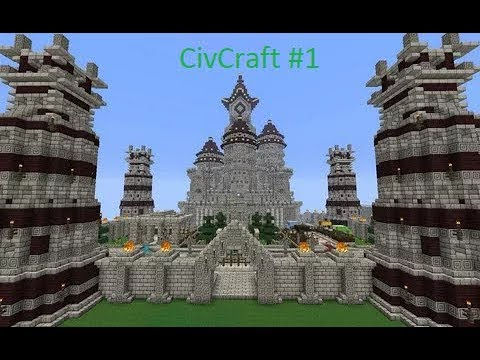 Как сделать свой сервер CivCraft? | Часть #1