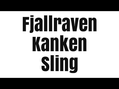 Fjallraven Kanken Sling - YouTube
