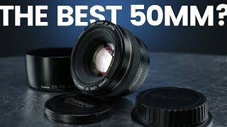 Must Have Lens For Video?   Canon EF 50mm F/1.4 USM 2019 Filmmakers Review