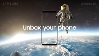 Samsung Galaxy S8 - Unbox Your Phone (Espacio)