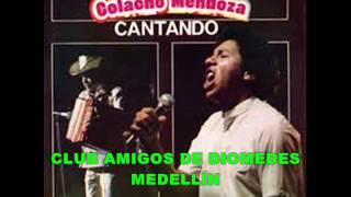 02 EL MEDALLÓN - DIOMEDES DÍAZ & COLACHO MENDOZA (1984 CANTANDO)