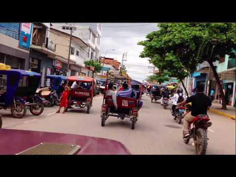 The Streets of Pucallpa, Peru