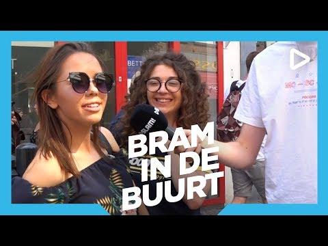 'Mijn kont is het mooist'- Bram In De Buurt | SLAM!