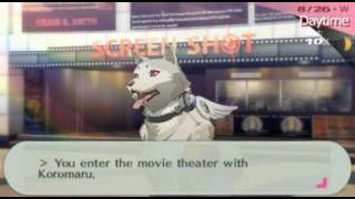 Persona 3 Portable Film Festival Koromaru Youtube Koromaru is a playable character from persona 3. persona 3 portable film festival