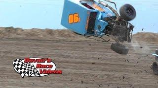 I-76 Speedway | Dwarf Car Flip