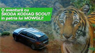 O aventura fantastica cu SKODA KODIAQ SCOUT in patria lui Mowgli