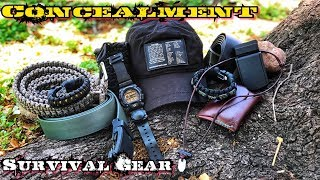11 Easy Ways to Conceal Micro EDC & Survival Gear