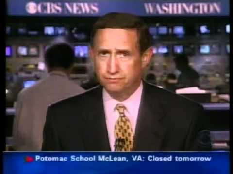 9/11 News CBS Sept. 11, 2001 9 01 pm - 9 43 pm   CBS 9, Washington, D.C.