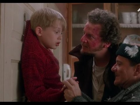 Christmas Comedy Movie- Christmas Family Movie : A boy and Thieves