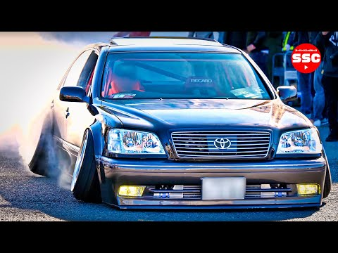 "【搬入4⃣】STANCENATION JAPAN 2017 TOKYO ""Hannyu""(Enter the parking)"