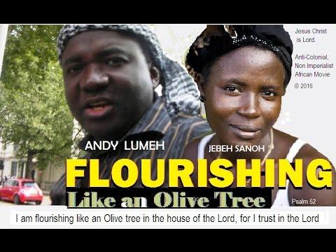 Psalm 52: 8. I am Flourishing like an Olive Tree , ANDY LUMEH ( Full Movie) London Racism