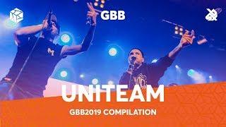 UNITEAM | Grand Beatbox Battle Tag Team Champion 2019 Compilation