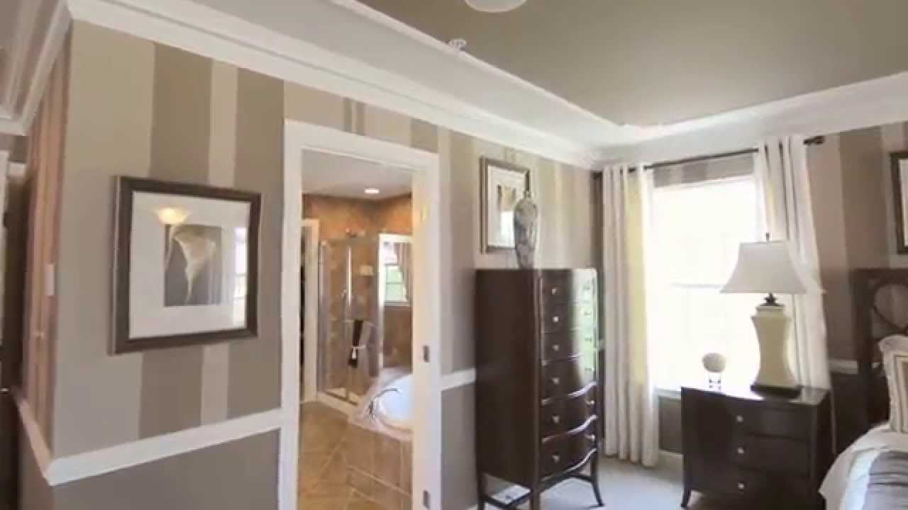 Ryan Homes The Courtland Gate Model Tour  YouTube