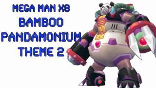 "Mega Man X8 ""Bamboo Pandamonium Theme 2"" OST"