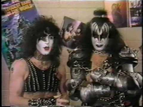 Early KISS Interviews Compilation
