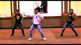 Zumba fitness - Rosalia feat Ozuna - Yo x Ti, Tu x Mi