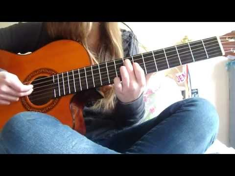 Nick Jonas  Give love a try  Guitar