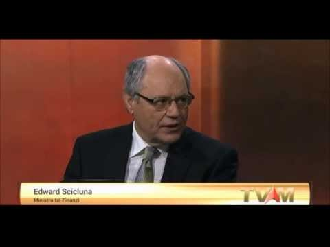 Prof. Edward Scicluna fuq TVAM - TVM - 28.02.2014